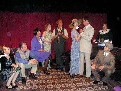 Theatre Creators Inc.'s production of Hay Fever